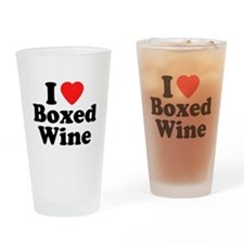 Boxed Wine Drinking Glass