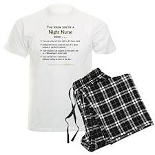 You Know You're a Night Nurse Pajamas