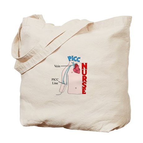 PICC Nurse Tote Bag