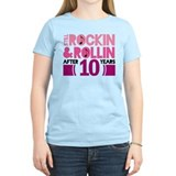 10th Anniversary Funny Gift T-Shirt
