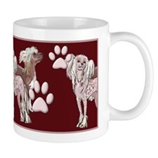 Cute Chinese crested Mug