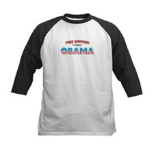 Fire Officer For Obama Tee