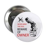 "Gun Control 2.25"" Button (10 pack)"