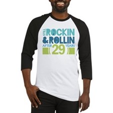 29th Anniversary Rock N Roll Baseball Jersey