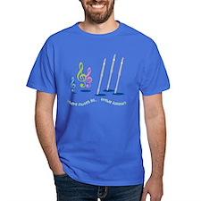 Flute Treble Quote T-Shirt