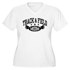 Track & Field Mom T-Shirt