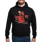 Erik Lassoed My Heart Hoodie (dark)