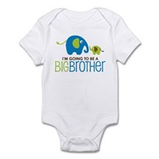 Elephant going to be a Big Brother Onesie