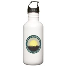 End Ethanol Subsidies Water Bottle
