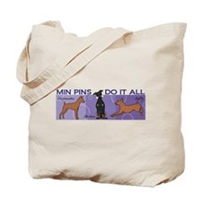 Min Pins Do It All Tote Bag