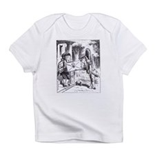Fish-Footman Infant T-Shirt
