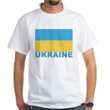 World Flag Ukraine Shirt