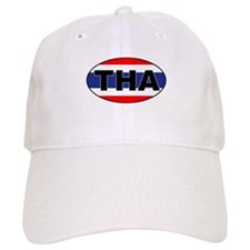 Thai (Thailand) Flag Baseball Cap