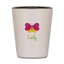 Carly The Butterfly Shot Glass