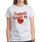 Frederick Lassoed My Heart Women's T-Shirt
