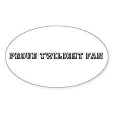 Twilight Fan Decal