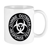 ZO Response Team Black Small Mugs
