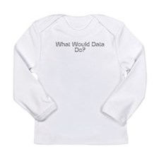 WWDD Long Sleeve Infant T-Shirt