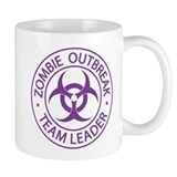 Team Leader ZA Coffee Mug