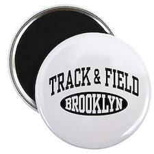 Track & Field Brooklyn Magnet