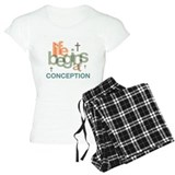 Life Begins At Conception pajamas