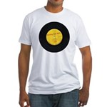 Funky ass shit Fitted T-Shirt