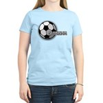 I love futbol Women's Light T-Shirt