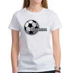 I love futbol Women's T-Shirt