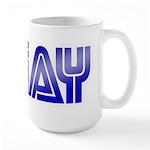Gay Large Mug
