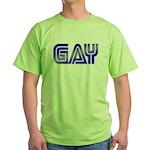 Gay Green T-Shirt