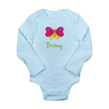 Britney The Butterfly Onesie Romper Suit