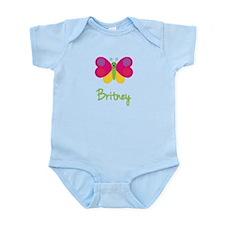 Britney The Butterfly Infant Bodysuit
