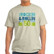 50th Anniversary Rock N Roll T-Shirt