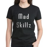 Mad Skillz White Tee