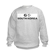 Go SOUTH KOREA Sweatshirt