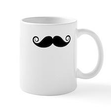 Moustache Small Mugs