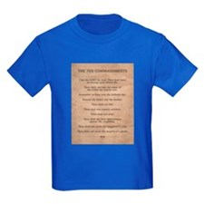 The Ten Commandments T