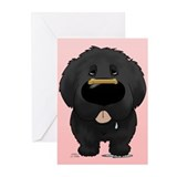 Newfie Valentine Greeting Cards (Pk of 20)