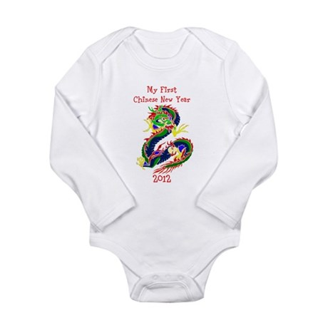 My First Chinese New Year Infant Bodysuit