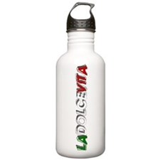 La Dolce Vita Water Bottle