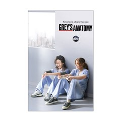 Grey's Anatomy Mini Poster Print
