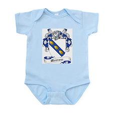 Morrow Coat of Arms Infant Creeper