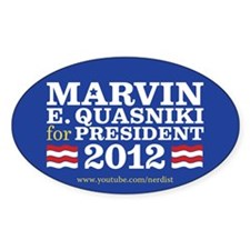 Marvin Quasniki Decal