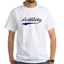 Vintage Mathlete 6 Shirt