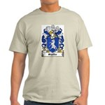 Shaffer Coat of Arms Ash Grey T-Shirt