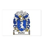 Shaffer Coat of Arms Postcards (Package of 8)