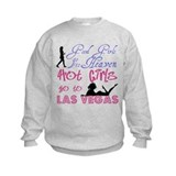 Good Girls and Hot Girls Sweatshirt