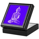 Digital Siddhartha Keepsake Box (water)