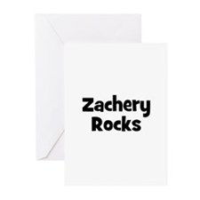 Zachery Rocks Greeting Cards (Pk of 10)