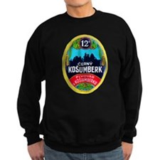 Czech Beer Label 9 Sweatshirt